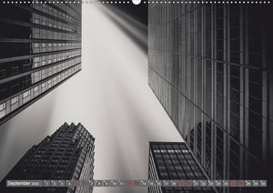 Architektur Hochhäuser (Wandkalender 2020 DIN A2 quer)