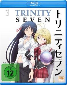 Trinity Seven - Episode 09-12