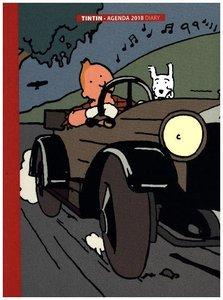 Tintin Agenda / Diary 2018