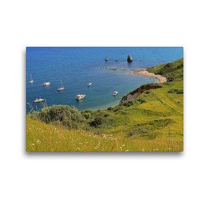 Premium Textil-Leinwand 45 cm x 30 cm quer Mupe Bay Dorset