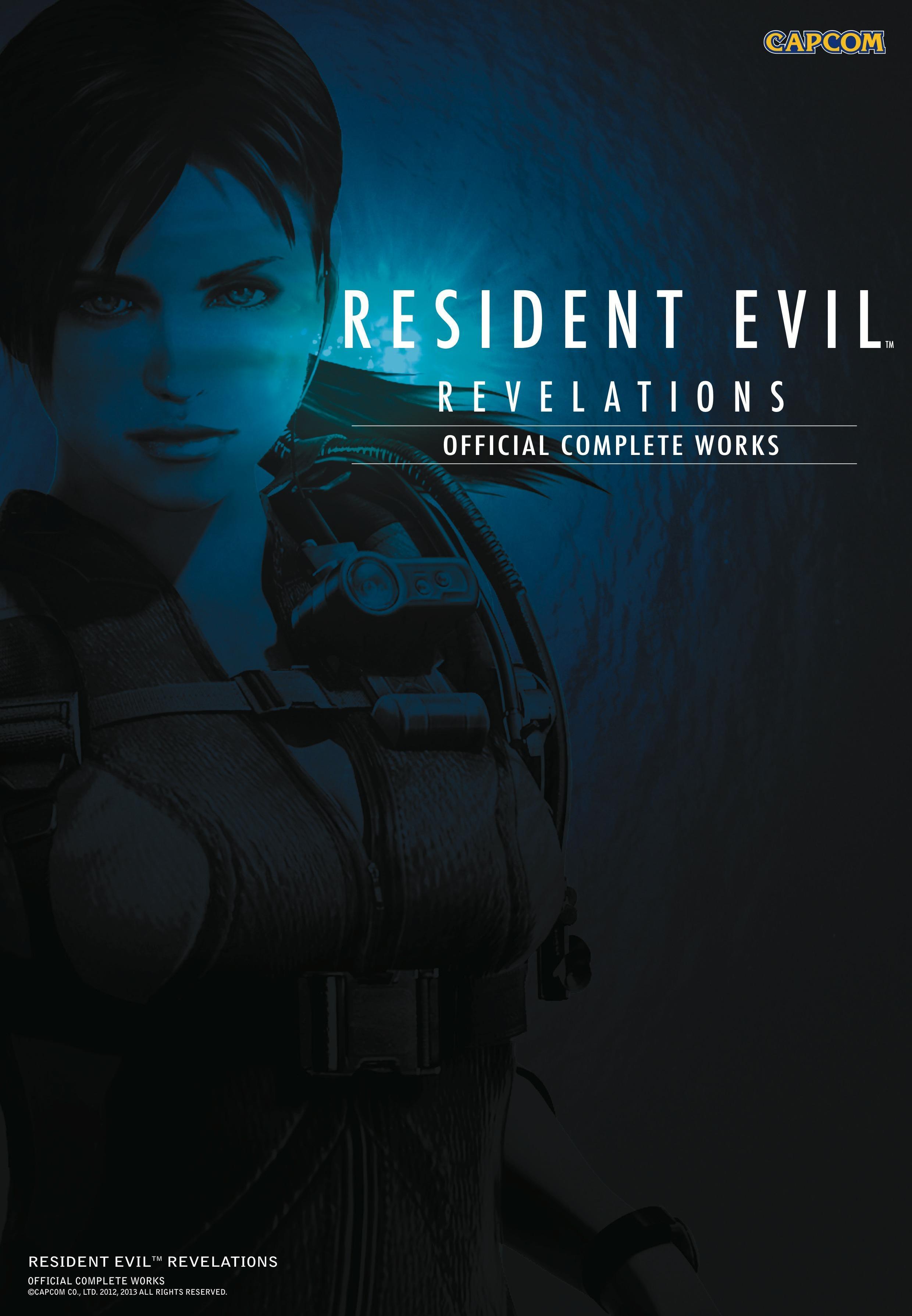 Resident Evil Revelations - zum Schließen ins Bild klicken