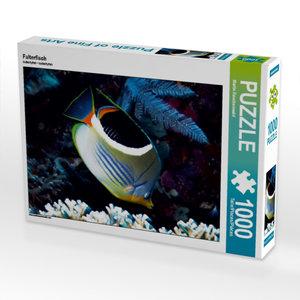 Falterfisch 1000 Teile Puzzle quer