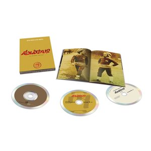Exodus 40-The Movement Continues (Limited 3CD)