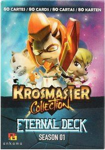 Krosmaster Eternal Card Pack