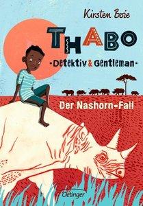 Thabo, Detektiv und Gentleman - Der Nashorn-Fall