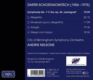 "Sinfonie 7 C-Dur op.60 ""Leningrad"""