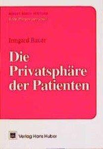 Die Privatsphäre der Patienten