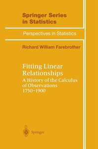 Fitting Linear Relationships