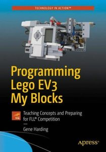 Programming Lego EV3 My Blocks