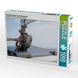 Unterlieksstrecker an der Baumnock 1000 Teile Puzzle quer