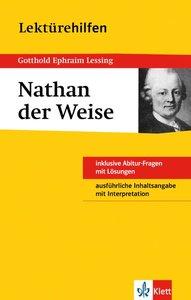 "Lektürehilfen Gotthold Ephraim Lessing ""Nathan der Weise"""