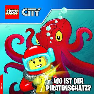 LEGO® CITY(TM) Wo ist der Piratenschatz?