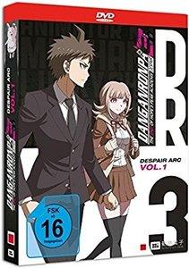 Danganronpa 3: Dispair Arc - DVD 1