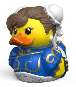 Street Fighter: TUBBZ Chun Li, Cosplaying Ducks, Entenfigur, Sam