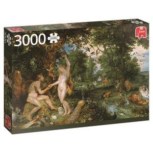 Rubens, Der Garten Eden - 3000 Teile Puzzle