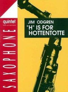 """""""H"""" is for Hottentotte"""
