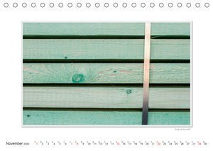 Emotionale Momente: Holz ist Leben. Part III.