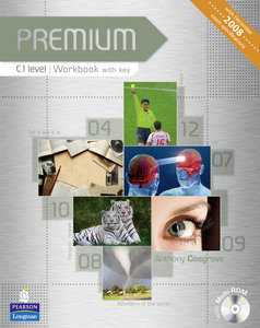 Premium C1 Level Workbook (with Key) with Multi-ROM