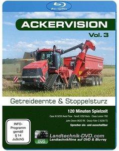 Ackervision Vol. 3 - Getreideernte und Stoppelsturz