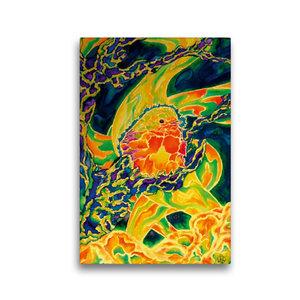 Premium Textil-Leinwand 30 cm x 45 cm hoch Heilende Ströme