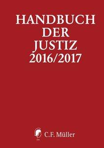 Handbuch der Justiz 2016/2017