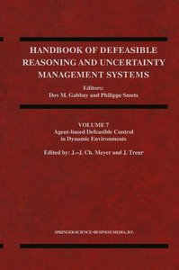 Agent-Based Defeasible Control in Dynamic Environments