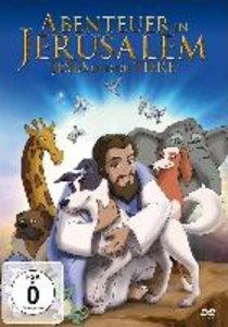 Abenteuer in Jerusalem-Jesus und die Tiere
