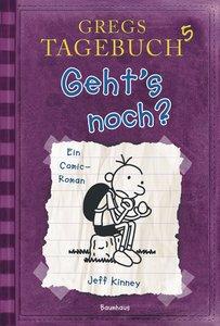 Gregs Tagebuch 05 - Geht's noch?