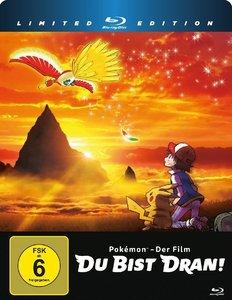 Pokemon-Der Film Du Bist Dran! (Limited -Steelbook)