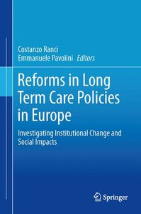 Reforms in Long-Term Care Policies in Europe