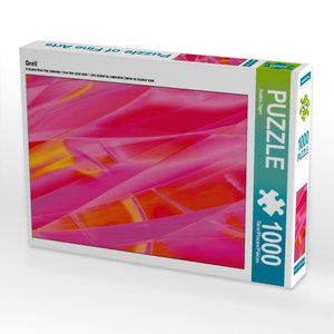 Grell 1000 Teile Puzzle quer
