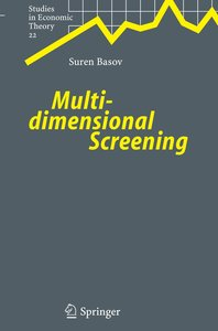 Multidimensional Screening