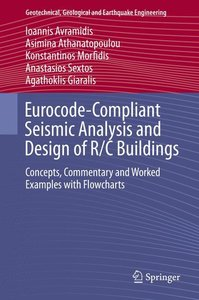 Eurocode-Compliant Seismic Analysis and Design of R/C Buildings