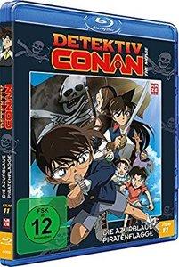 Detektiv Conan - 11. Film: Die azurblaue Piratenflagge - Blu-ray