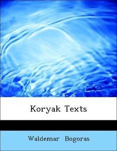Koryak Texts