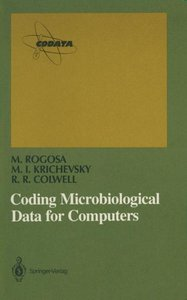 Coding Microbiological Data for Computers