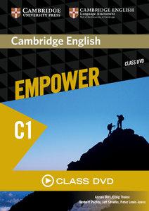 Cambridge English Empower C1 Class DVD