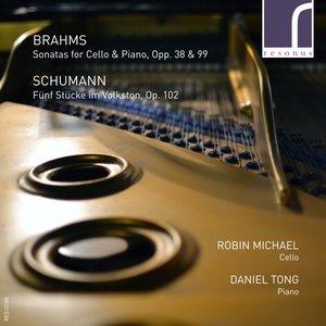 Sonaten für Cello & Klavier/5 Stücke im Volkston