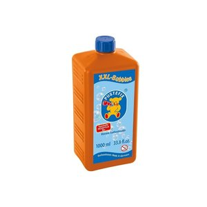 Pustefix 420869872 - Nachfüllflasche, XXl-Bubbles, 1000ml , Ries