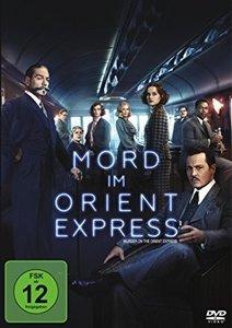 Mord im Orient Express (2017), 1 DVD
