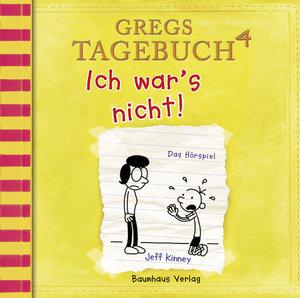 Gregs Tagebuch 4 - Ich war\'s nicht!