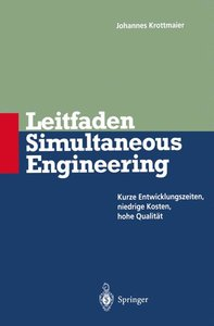 Leitfaden Simultaneous Engineering