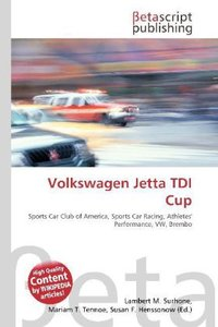 Volkswagen Jetta TDI Cup