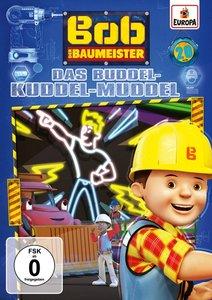 Bob der Baumeister - Das Buddel-Kuddel-Muddel, 1 DVD
