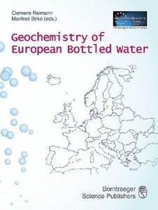 Geochemistry of European Bottled Water