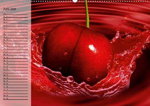 Rot. Lebenskraft, Leidenschaft und Wille