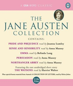 """The Jane Austen Collection: """"Sense and Sensibility"""", """"Pride and"""
