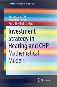 Investment Strategy in Heating and CHP
