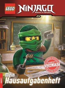 LEGO® NINJAGO(TM). Mein Hausaufgabenheft