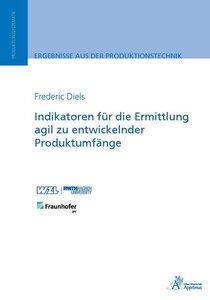 Indikatoren für die Ermittlung agil zu entwickelnder Produktumfä